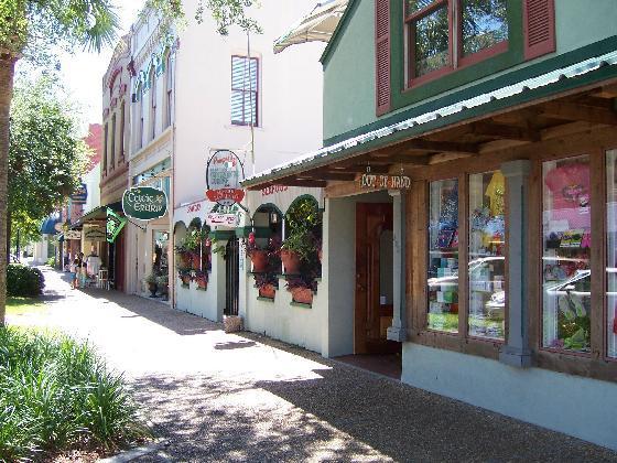 Fernandina beach shops
