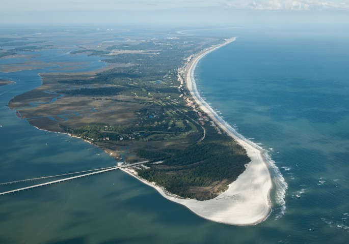 Amelia Island North View